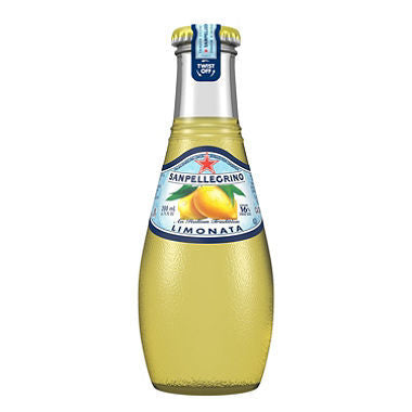 San Pellegrino Lemon Sparkling Fruit Beverage (6.75oz Bottle)