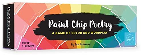 Paint Chip Poetry