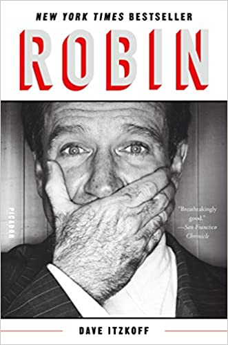 Robin by Dave Itzkoff (Paperback)