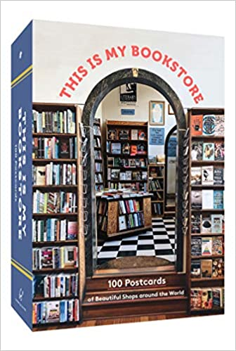 This Is My Bookstore 100 Postcards of Beautiful Shops around the World