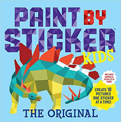 Paint by Sticker Kids (Various Titles)