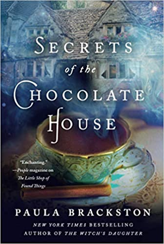 Secrets of the Chocolate House (Found Things, 2) Paperback
