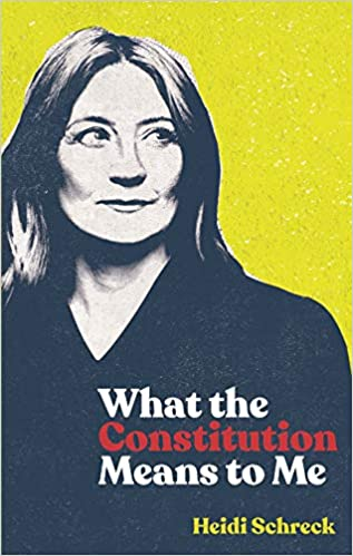 What the Constitution Means to Me (TCG Edition) Paperback