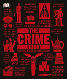True Crime Book (Big Ideas Simply Explained) by DK (Hardcover)