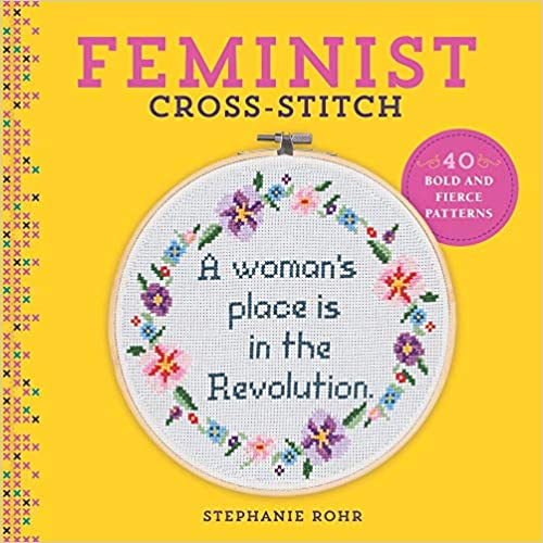Feminist Cross Stich (Hardcover)