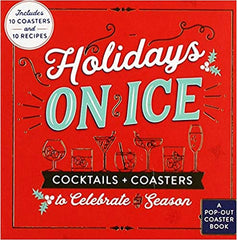 Holidays on Ice Coaster Book