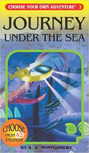 Journey Under the Sea (Choose Your Own Adventure #2) Paperback