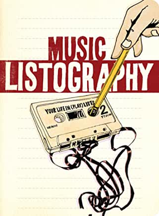 Music Listography: My Reading Life in Lists (Paperback)