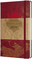 Moleskine Limited Edition Harry Potter Notebook - Ruled, Hardcover
