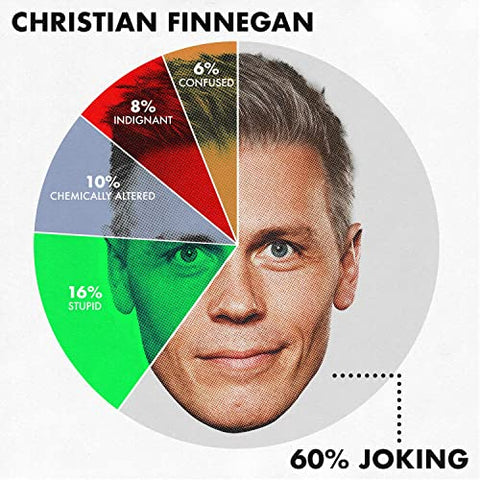 60% Joking by Christian Finnegan (Download card)