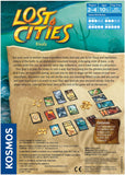 Lost Cities: Rivals Card Game
