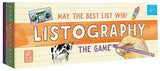 Listography: The Game