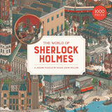 The World of Sherlock Holmes: A 1000 Piece Jigsaw Puzzle