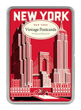 New York City Postcards in Collector's Tin