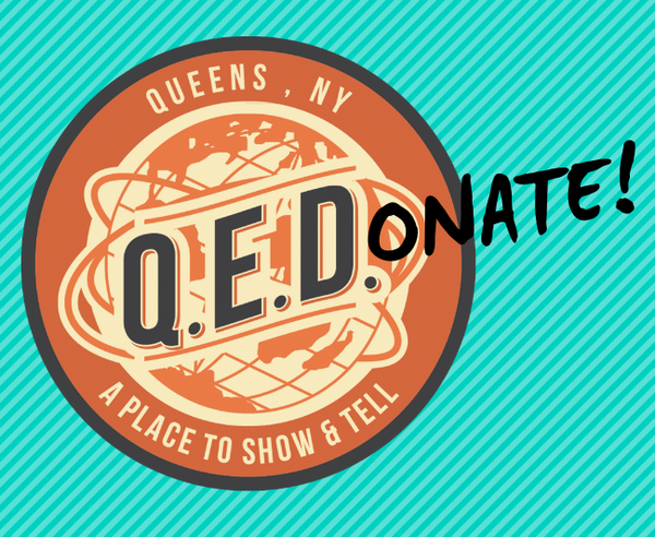 Donate to Q.E.D!