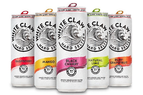 White Claw Hard Seltzer - Variety of Flavors (12oz Can)