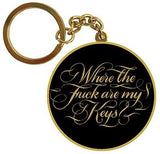 Where the F Are My Keys?
