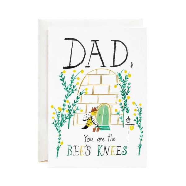The Bee's Knees - Greeting Card