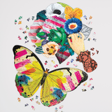 Christian Lacroix Shaped Puzzle Set - Heritage Collection Frivolités