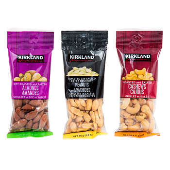 Nuts - Variety of Types - 1.6oz