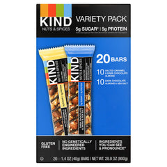 Kind Bars - Variety of Flavors