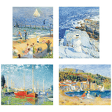 Impressionists by the Water - Notecards & Keepsake Box