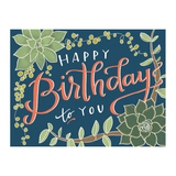 It's Birthday Time - 16 Assorted Notecards