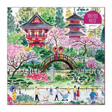 Japanese Tea Garden - 300-piece Jigsaw Puzzle