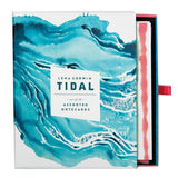 Galison's Tidal Greeting Assortment Boxed Notecards