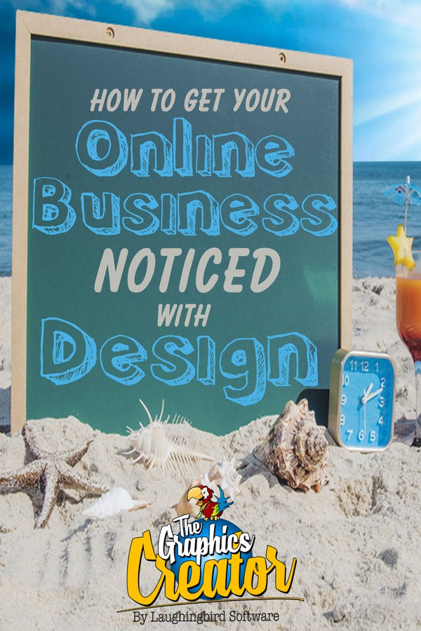 how to get your online business noticed