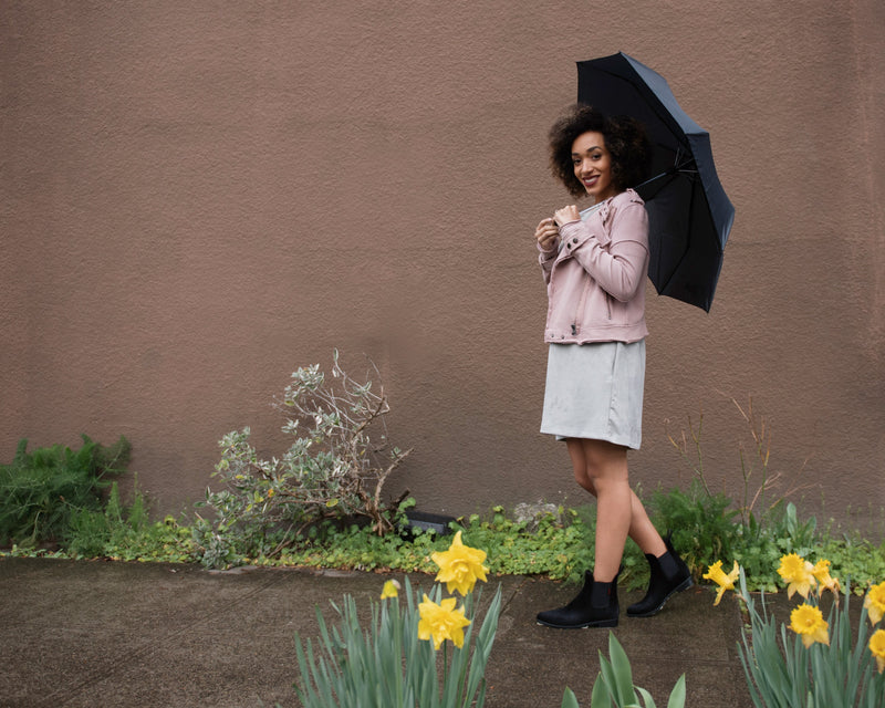 Rainy Day Style for April Showers & Beyond-EcoVibe Apparel