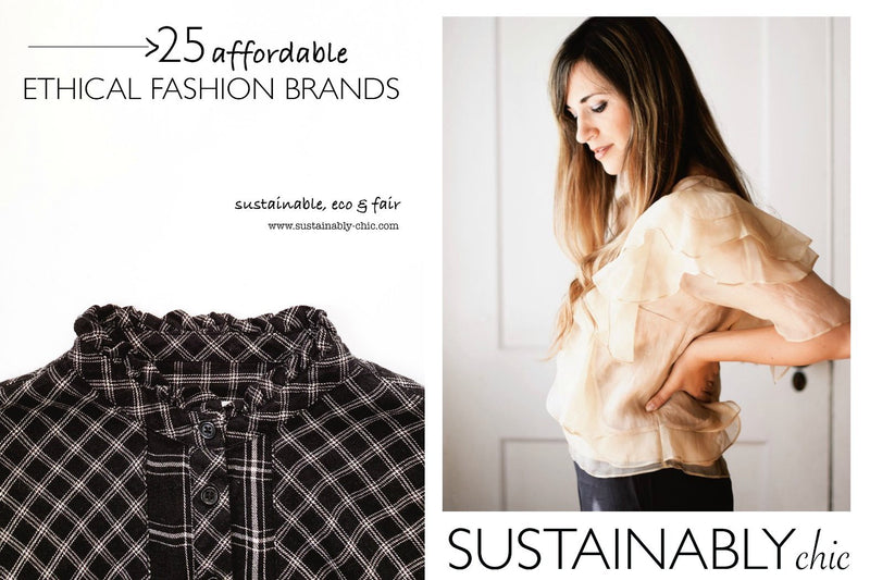 Sustainable Chic Blog: 25 Affordable Ethical Fashion Brands-EcoVibe Apparel