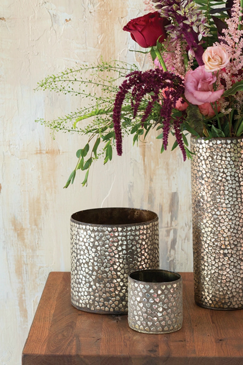 Accent decor heartbreaker pot