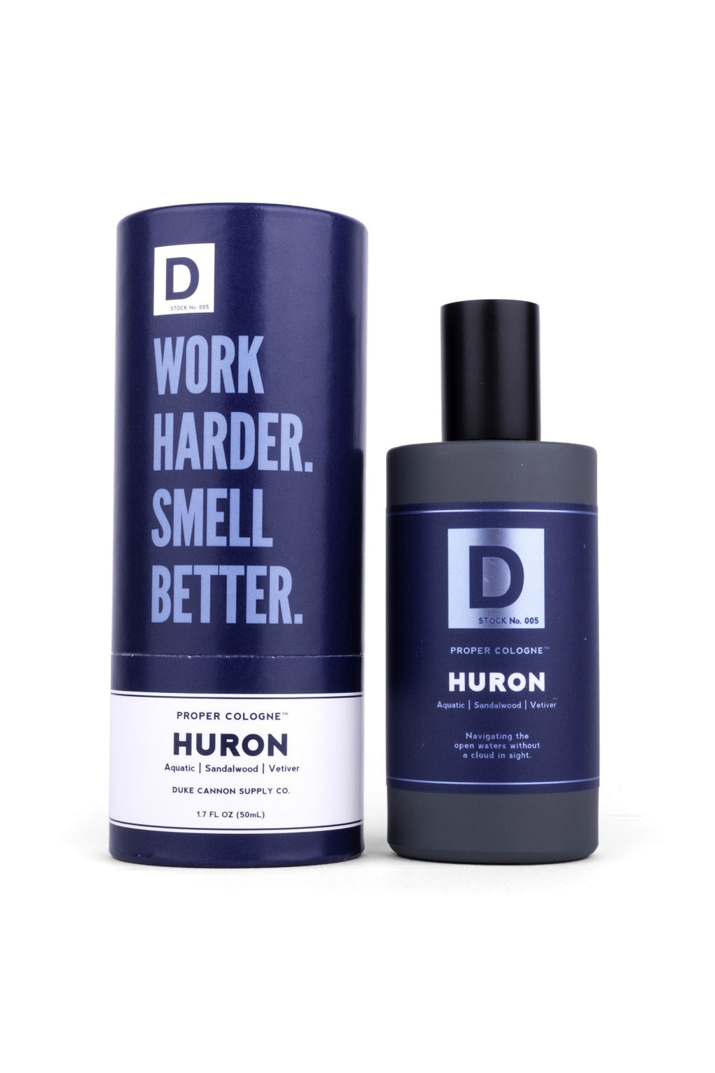 Duke Cannon Proper Cologne - Huron