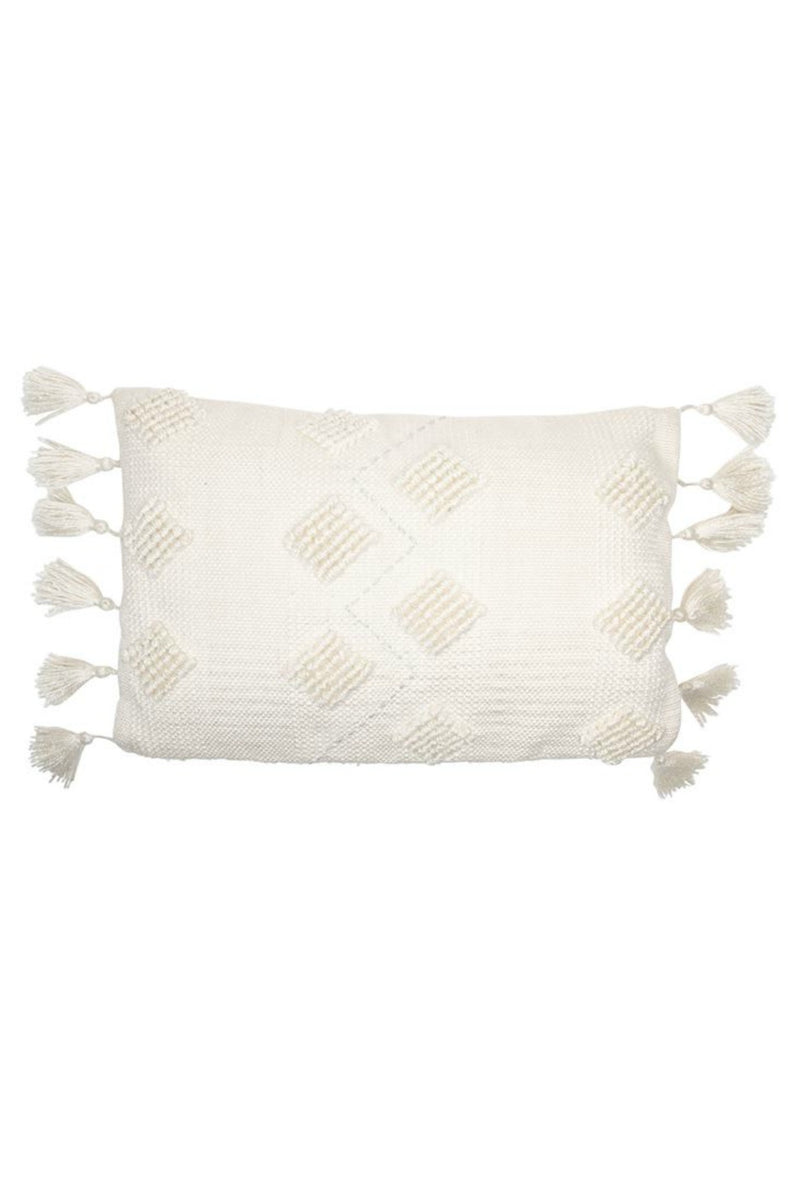 Foreside Diamond Indoor/Outdoor Recycled Pillow