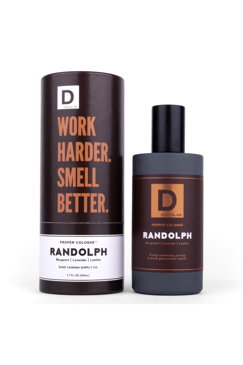 Duke Cannon Proper Cologne - Randolph