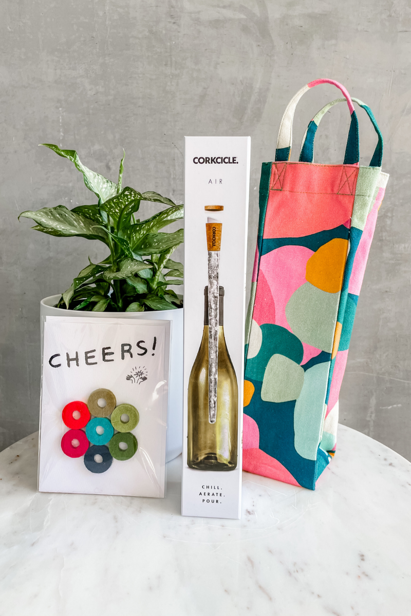 The Wine Time Gift Set