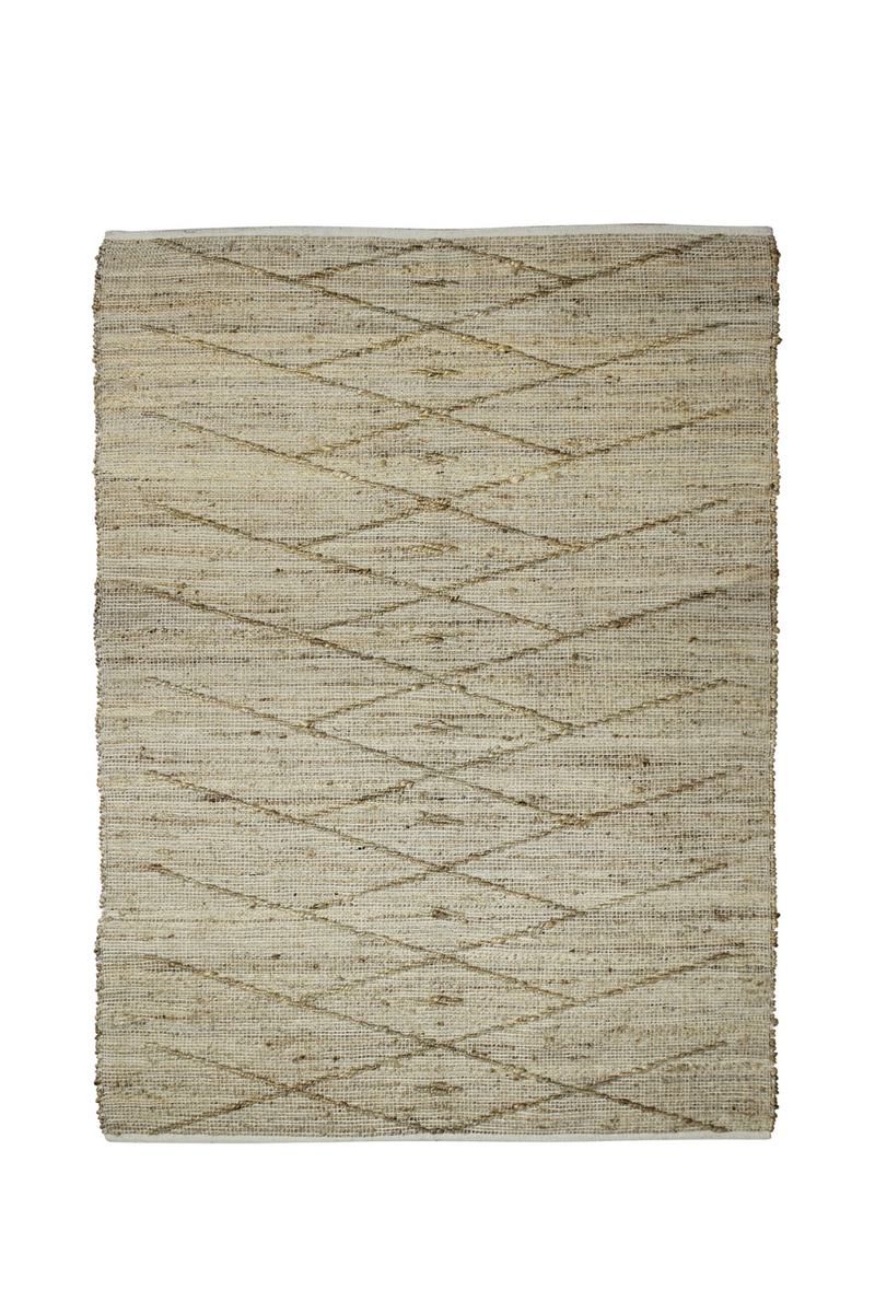 HomArt Malika Rug in Natural