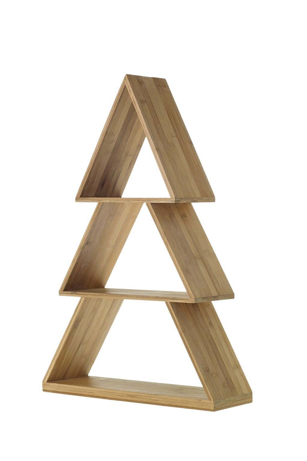 Accent Decor Wood Shelf Tree