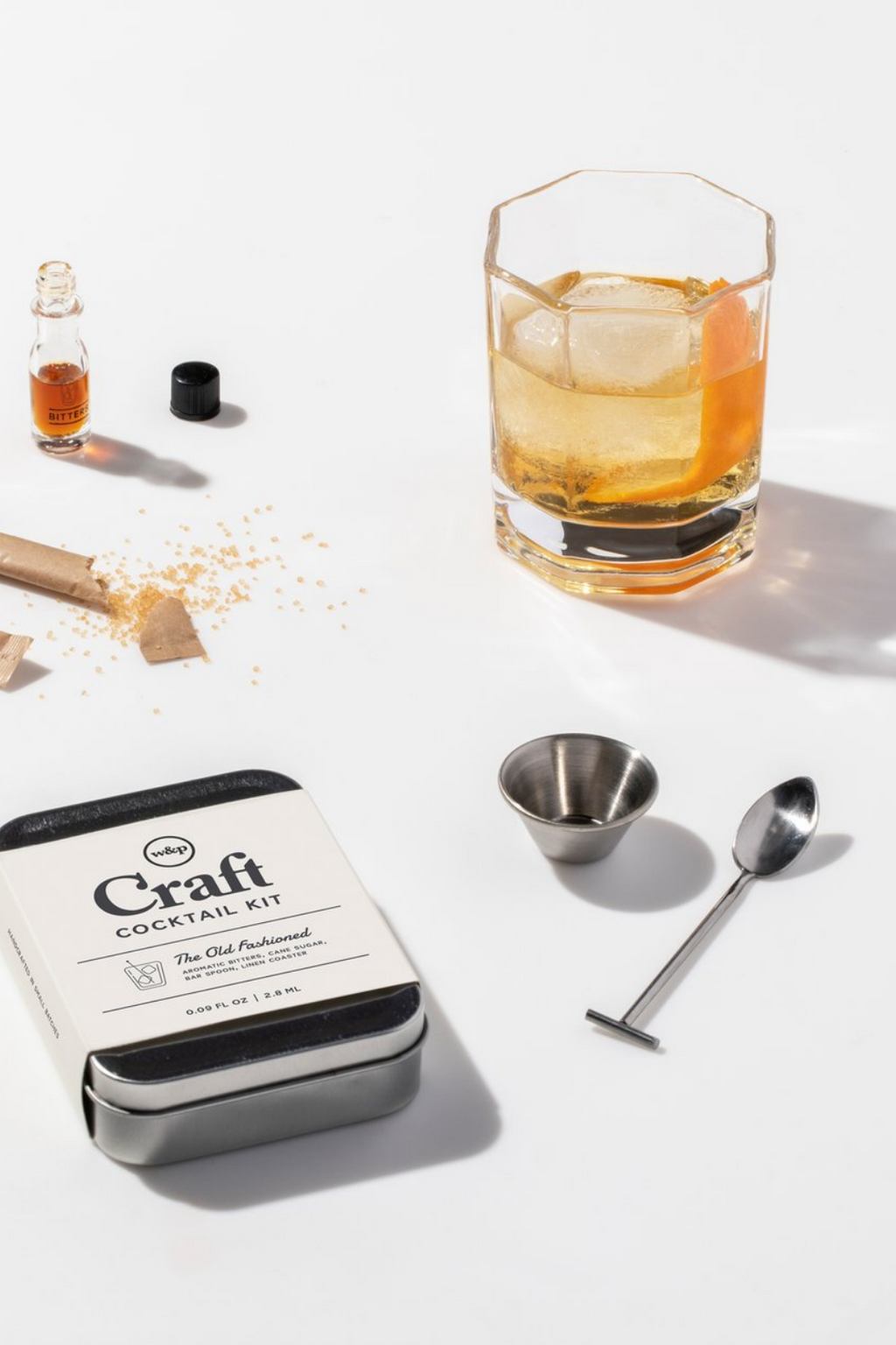 W&P Craft Cocktail Kit - Old Fashioned