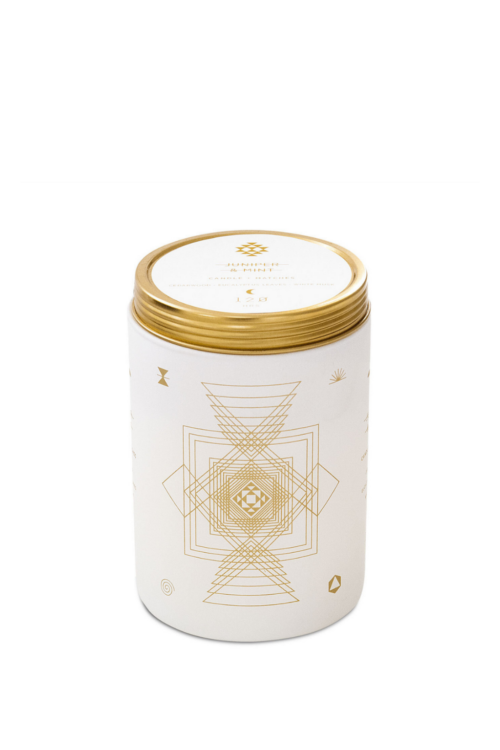 SKEEM Totem Candle Juniper + Mint