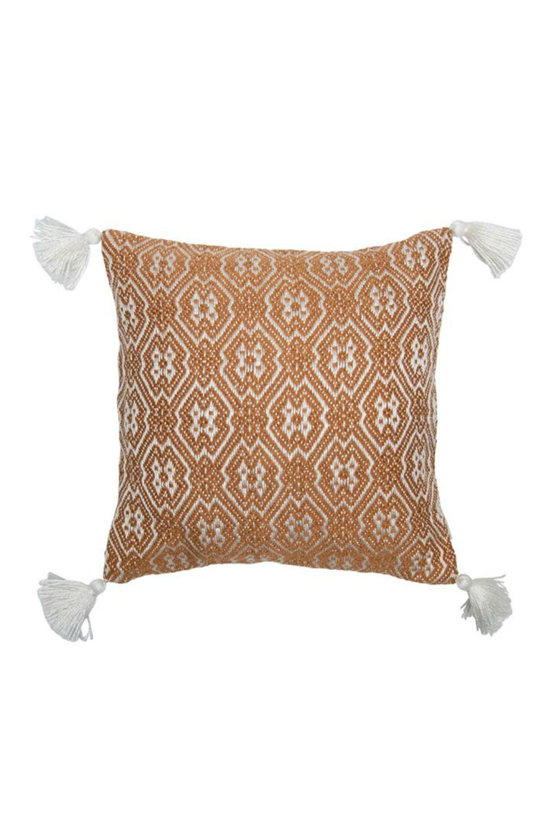 Foreside Bobbi Indoor/Outdoor Recycled Pillow