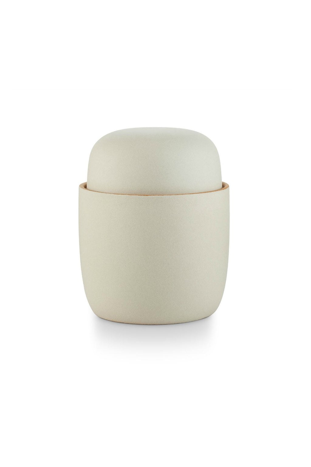 Illume Elemental Vetiver Sage Ceramic Candle