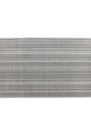 Chilewich Skinny Stripe Shag in Birch