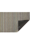 Chilewich Soft Multi Skinny Stripe Shag Mat