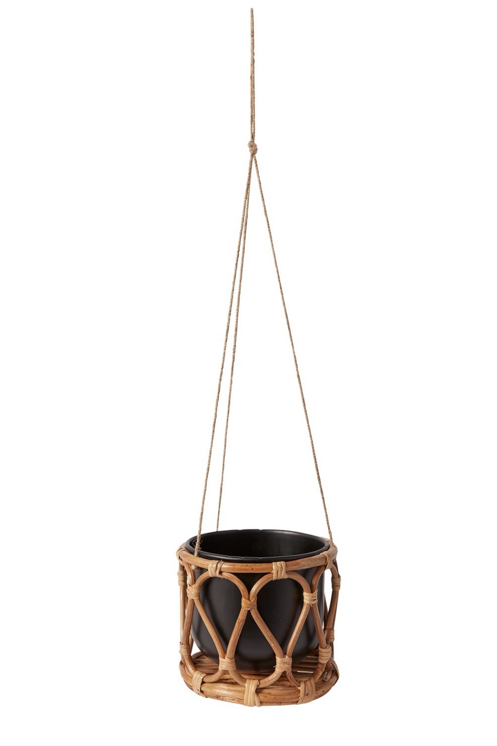 Accent Decor Boca Hanging Pot