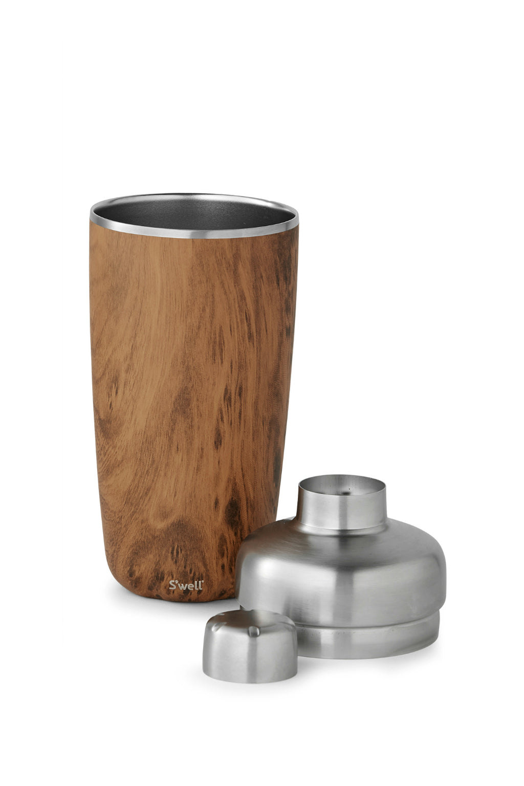 S'well Teakwood Shaker Set 18 oz