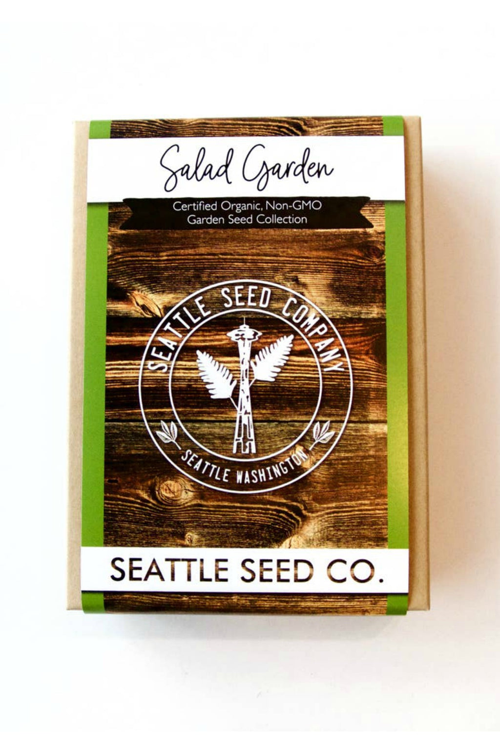 Seattle Seed Co. Salad Garden Seed Collection