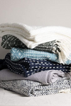 Foreside Home & Garden Hand Woven Ashley Throw