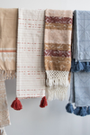 Foreside Home & Garden Hand Woven Ravi Throw